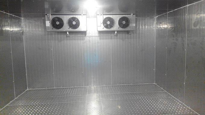 304不锈钢厨房冷库